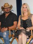 Jason Aldean, Monica Potter and People's Choice Awards