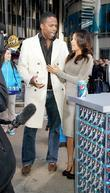 Aj Calloway, Eva Longoria and Times Square