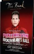 Atmosphere, Perez Hilton and The Bank nightclub
