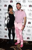 Katerina Graham, Perez Hilton and The Bank Nightclub