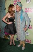 Bella Thorne and Perez Hilton