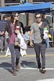 Pete Wentz and Meagan Camper