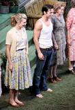 Maggie Grace, Sebastian Stan and Mare Winningham