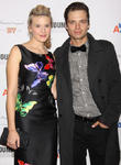 Maggie Grace and Sebastian Stan