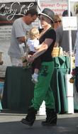 Pink, Alecia Moore, Willow and Malibu Farmer's Market