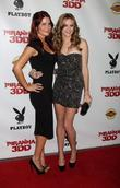 Willa Ford and Danielle Panabaker