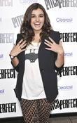 Rebecca Black  Los Angeles premiere of 'Pitch...