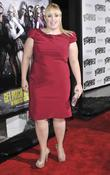 Rebel Wilson  Los Angeles premiere of 'Pitch...