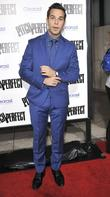 Skylar Astin  Los Angeles premiere of 'Pitch...