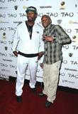 50 Cent, Floyd Mayweather Nightclub and Bar Convention...