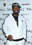 50 Cent and Tao Nightclub
