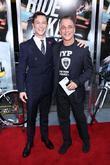 Joseph Gordon-Levitt and Tony Danza