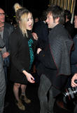 Tom Meighan and Fearne Cotton