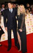Vernon Kay, Tess Daly and Grosvenor House