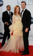 Kimberly Brook, James Van Der Beek and Emmy Awards