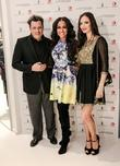 Isaac Mizrahi, Anthony and Georgina Chapman