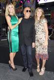 Nina Garcia, Heidi Klum and Michael Kors