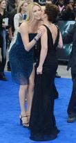 Charlize Theron and Noomi Rapace