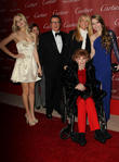 Patricia Barry and Palm Springs International Film Festival Awards Gala