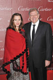 Leslie Zemeckis, Robert Zemeckis, Palm Springs International Film Festival Awards Gala