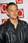 brandon flowers the q awards held at the grosvenor