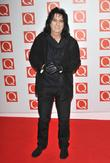 Alice Cooper The Q Awards held at the...