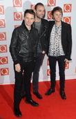 Muse, Q Awards, Grosvenor House, London and England