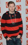 Professor Green, Q Awards, Grosvenor House, London and England