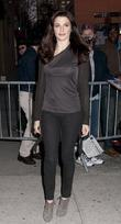 Rachel Weisz arriving at 'The Daily Show' Studio...