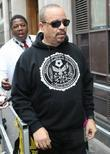 Ice-T at the BBC Radio 1 studios London,...