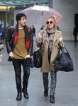 Fearne Cotton and Kye Sones