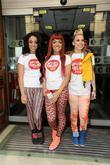 Alexandra Buggs, Courtney Rumbold, Karis Anderson of Stooshe...