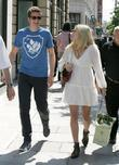 Greg James and Fearne Cotton