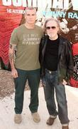 henry rollins and tommy ramone 8th annual johnny ra