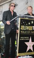 Joe Don Rooney  Rascal Flatts honored with...