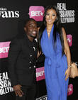 Kevin Hart and Torrei Hart