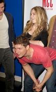 Aleque Reid; Matt Lauria Cast photocall of MCC...
