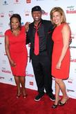 Star Jones, Javier Colon and Hoda Kotb...