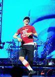 Anthony Kiedis  Red Hot Chili Peppers performing...