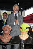 American special makeup effects artist, Rick Baker, is...
