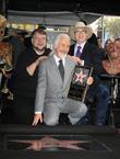 American, Rick Baker, Hollywood Walk and Fame