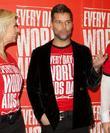 Karen Buglisi and Ricky Martin