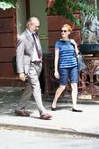 William Hurt and Jessica Chastain