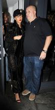 Rihanna and Boujis