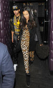Pregnant Rochelle Humes, Rochelle Wiseman, Marvin Humes and Freedom