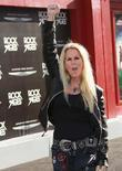 Lita Ford and Grauman's Chinese Theatre