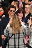 Tom Cruise and Odeon Leicester Square