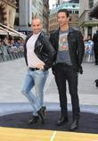 Louie Spence and Odeon Leicester Square