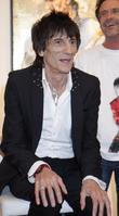 Ronnie Wood and Rolling Stones