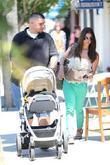 Roselyn Sanchez and her daughter, Sebella Rose Winter...